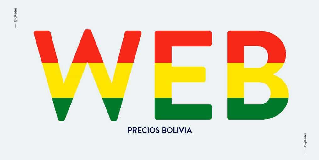 Tu empresa en Internet: El precio de diseño de páginas web en Bolivia
