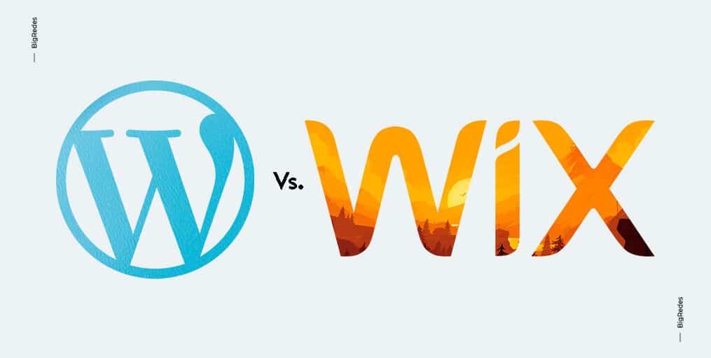 Wix o WordPress – ¿Cuál es mejor? (en 4 aspectos)