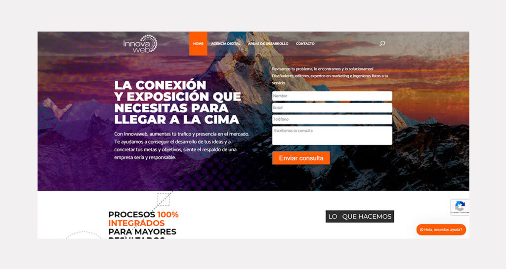 Cuál es el precio de diseño de páginas web en Chile