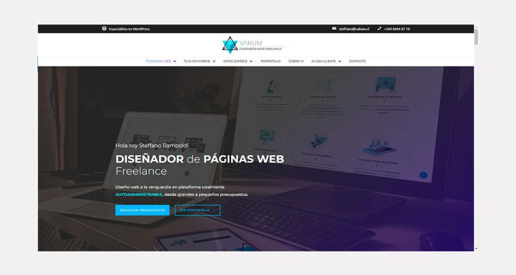 Diseñar un sitio web: Cuál es el precio de diseño de páginas web en Chile